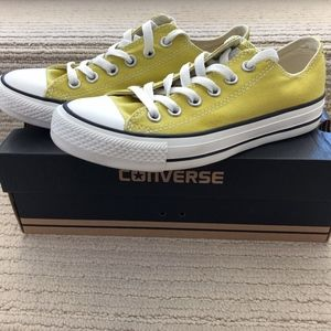 Converse Ox - Chartreuse